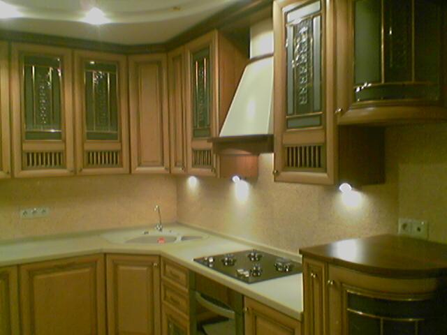 Кухня, массив, арт mm_ku_010
